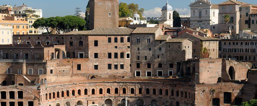Musei dei Fori Imperiali. Mercati di Traiano